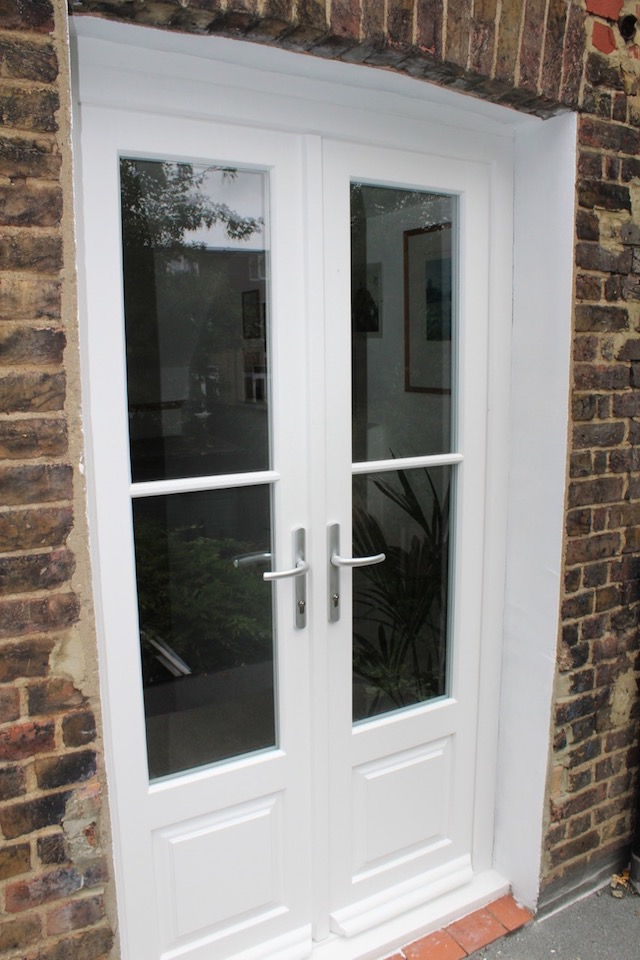 Buy Wooden French Doors In London Sashed