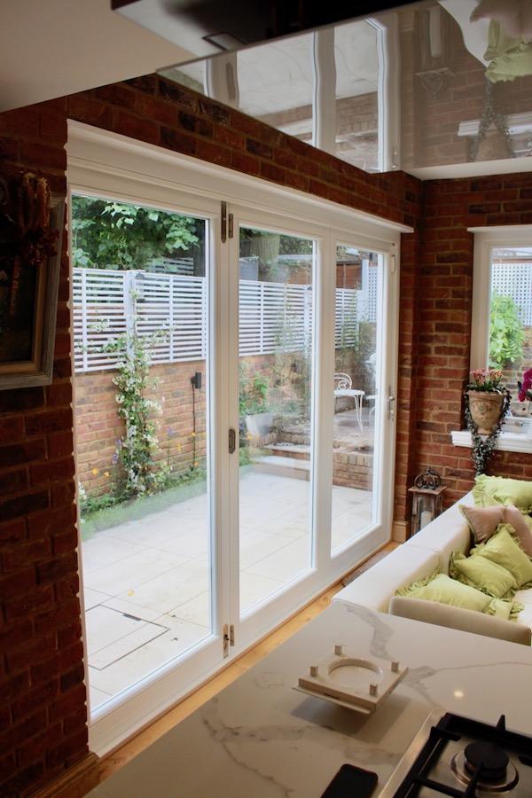 Bi-folding Doors - Timber Doors - London | Sashed
