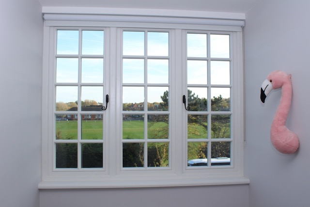 Quality wooden casement windows
