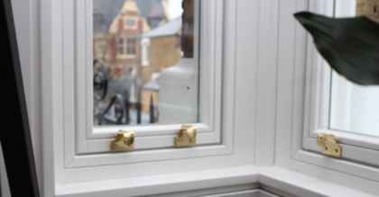 Sash windows in Kensal Rise London