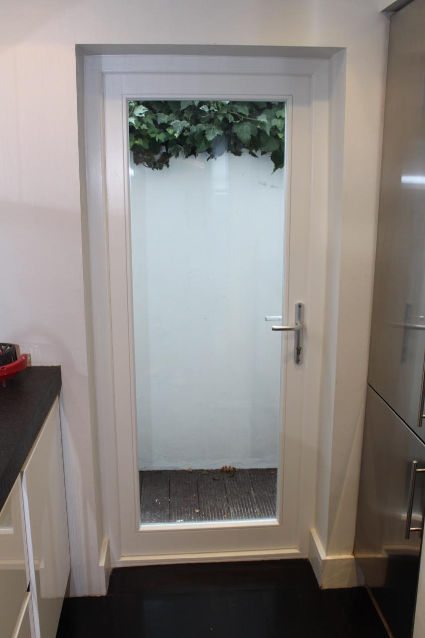 Fully Glazed External Timber Doors Timber Composite Doors in High
